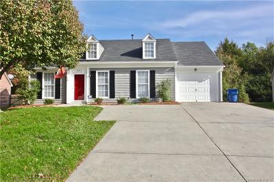Pineville Single Family Home Under Contract-Show: 13913 Eden Court