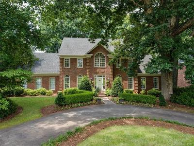 Single Family Home For Sale: 8338 Strawberry Lane