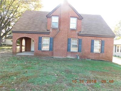Kannapolis Single Family Home For Sale: 506 Ford Street #7-9