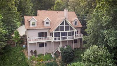 Lake Lure Single Family Home Under Contract-Show: 221 Waterside Drive