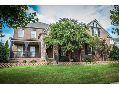 Huntersville Single Family Home For Sale: 3705 Halcyon Drive