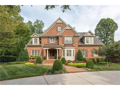 Gastonia Single Family Home For Sale: 3658 Saint Andrews Lane