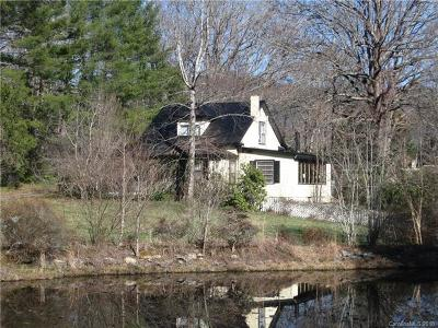 Black Mountain Single Family Home Under Contract-Show: 804 Montreat Road