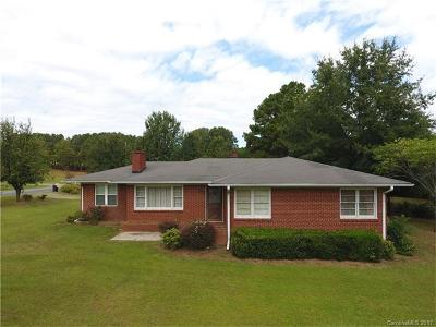 Anson County Single Family Home For Sale: 661 Capel Dairy Road