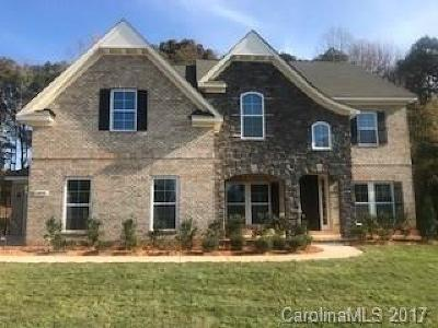 Waxhaw Single Family Home For Sale: 1805 Cavaillon Drive #17