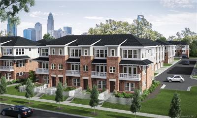 Charlotte NC Condo/Townhouse Under Contract-Show: $401,900