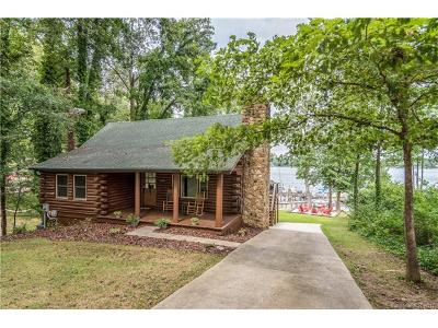 Sherrills Ford Single Family Home Under Contract-Show: 4852 Moonlite Bay Drive