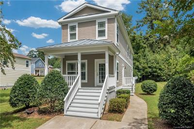 Waxhaw Single Family Home For Sale: 409 College Street #3