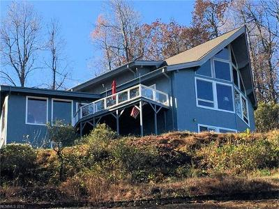 Tryon Single Family Home For Sale: 1285 Melrose Mountain Road #350, 351