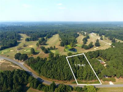 Anson County Residential Lots & Land For Sale: 1821 Country Club Road #LOT 2