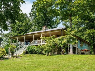 Polk County, Rutherford County Single Family Home For Sale: 2150 Cedar Creek Road