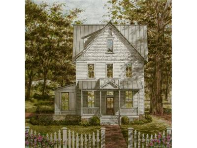 Davidson Single Family Home For Sale: 703 Dogwood Lane