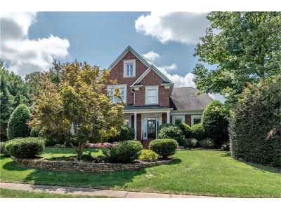 Kensington At Ballantyne Single Family Home For Sale: 7012 Watersreach Lane