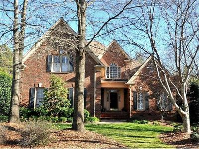 Ballantyne Country Club Single Family Home For Sale: 15714 Strickland Court