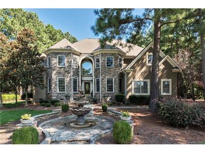 Waxhaw Single Family Home For Sale: 8522 Broxburn Lane