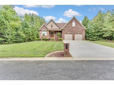 Bessemer City Single Family Home For Sale: 1202 Jacourt Lane