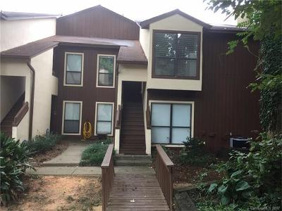 Charlotte NC Condo/Townhouse For Sale: $69,995