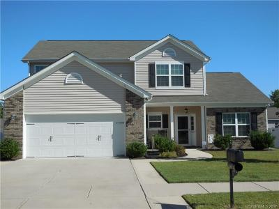 Cabarrus County Single Family Home For Sale: 5367 Hackberry Lane