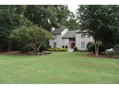 Lake Wylie Single Family Home For Sale: 12 Fairway Ridge
