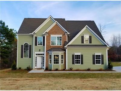 Iredell County Single Family Home For Sale: lot 41 Windstone Drive #41