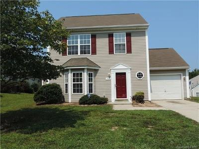 Clover Single Family Home For Sale: 511 Canopy Court