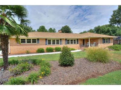 Cornelius Single Family Home For Sale: 10241 Washam Potts Road