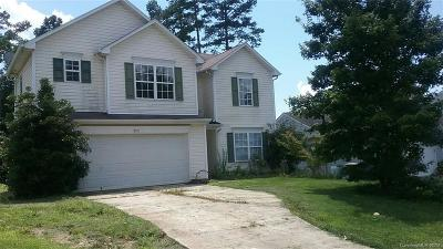 Kannapolis Single Family Home Under Contract-Show: 2112 Clear Brooke Drive