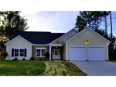 Iredell County Single Family Home For Sale: lot 4 Windstone Drive