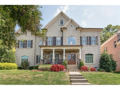 Charlotte Single Family Home For Sale: 7705 Quail Park Drive