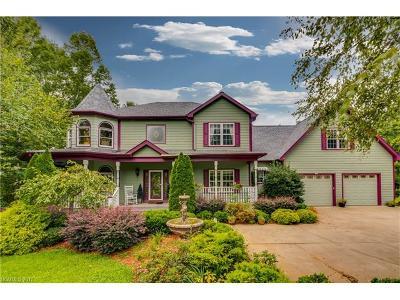 Rutherfordton Single Family Home For Sale: 182 Wild Turkey Lane