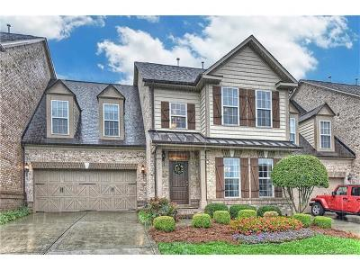 Cabarrus County Condo/Townhouse Under Contract-Show: 9543 Burford Lane NW