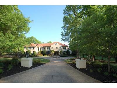Indian Trail, Marvin, Matthews, Waxhaw, Weddington Single Family Home For Sale: 9712 Sedgefield Drive