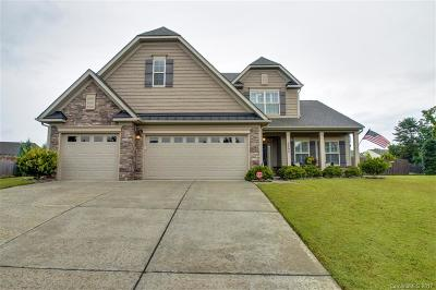 Waxhaw NC Single Family Home For Sale: $279,900