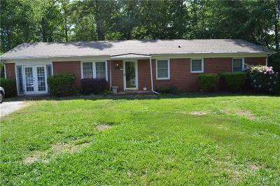 Waxhaw Single Family Home Under Contract-Show: 3712 Providence Road