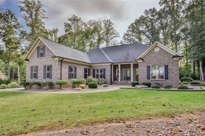 Davidson Single Family Home For Sale: 860 Arrow Point Lane