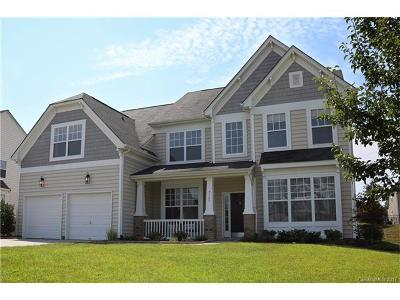 Cabarrus County Single Family Home For Sale: 9163 Marasol Lane