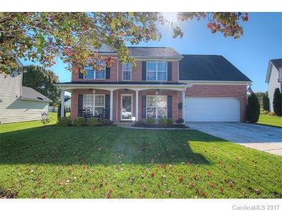 Indian Trail Single Family Home For Sale: 1004 Onotoa Drive