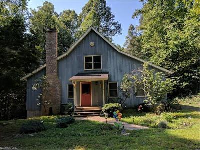 Black Mountain Single Family Home For Sale: 16 Carol Lane