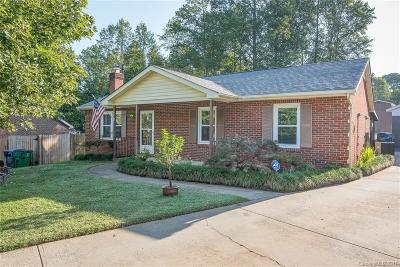 Mint Hill Single Family Home Under Contract-Show: 9704 Stillwater Lane