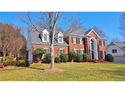 Huntersville Single Family Home For Sale: 9719 Aegean Court #92