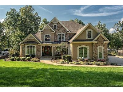 Mooresville, Kannapolis Single Family Home For Sale: 161 Bay Shore Loop