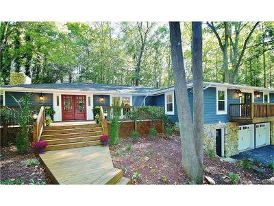 Gastonia Single Family Home For Sale: 2913 Old Stage Road