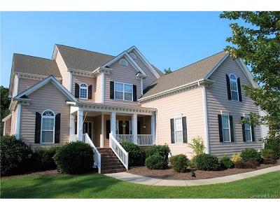 Waxhaw NC Single Family Home For Sale: $469,900