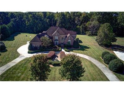 Waxhaw NC Single Family Home For Sale: $799,900