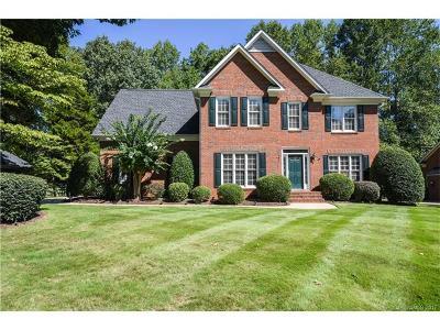 Matthews Single Family Home For Sale: 5373 Shannamara Drive