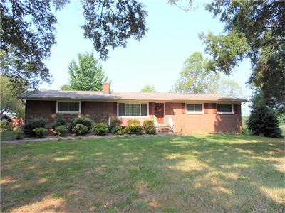 Stanly County Single Family Home For Sale: 28415 State Road