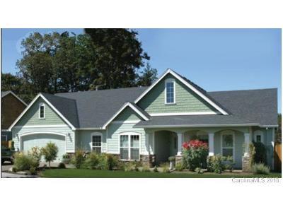Weaverville Single Family Home For Sale: 64 Nader Avenue #13