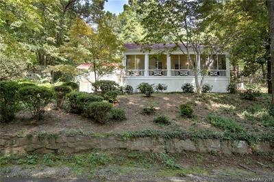 Lake Lure Single Family Home For Auction: 140 Harris Road