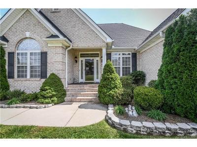 Rowan County Single Family Home For Sale: 635 Lake Wright Road