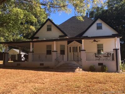 Stanfield Single Family Home For Sale: 181 Pleasant Avenue